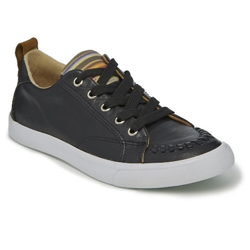 Reba By Justin Womens Susie Smooth Cowhide Shoes