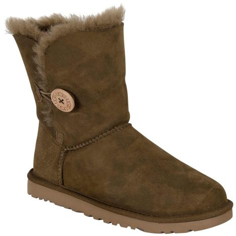 UGG Womens Bailey Button Boots