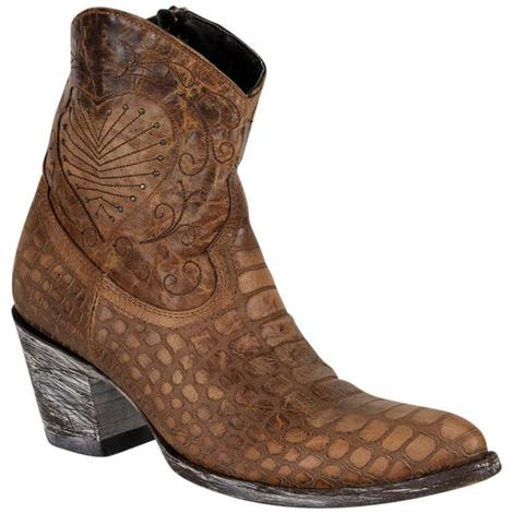 Old Gringo Womens Vigevano Western Boots