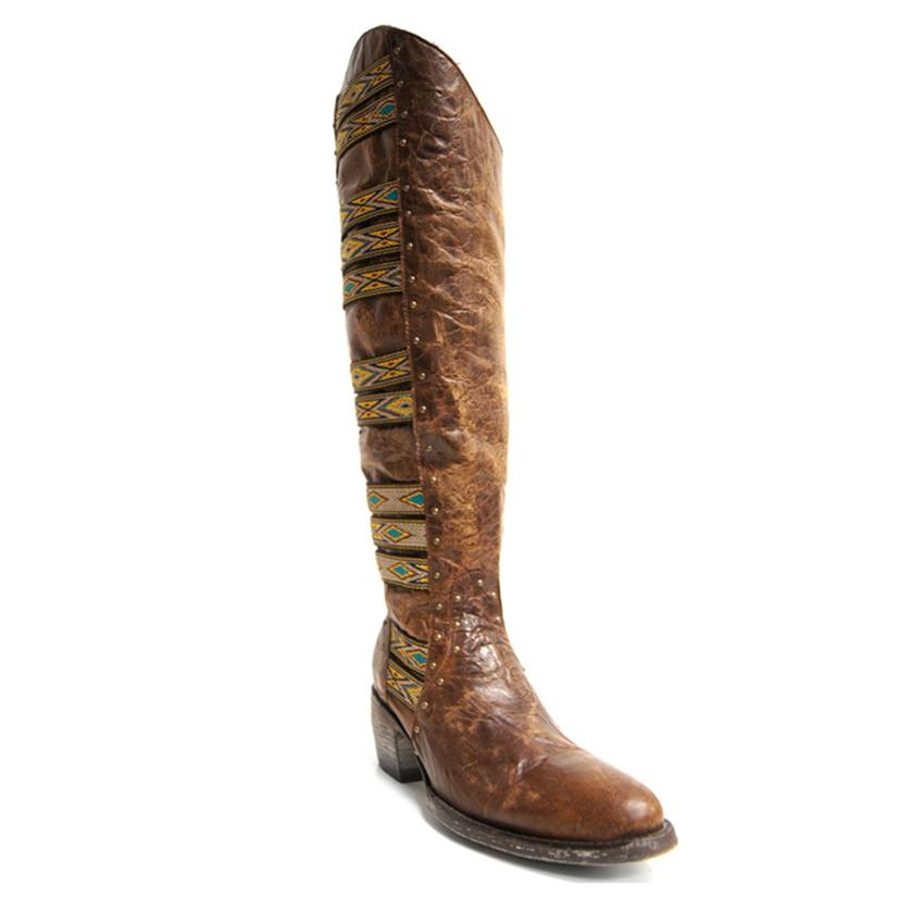 Old Gringo Womens Sozey Brass Western Boots