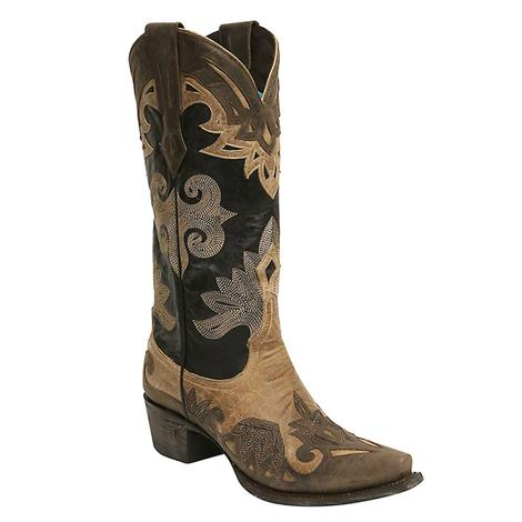 Lane Womens Maggie Western Boots
