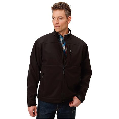 Roper Concealed Carry Tech Series Black Men's Zip Jacket