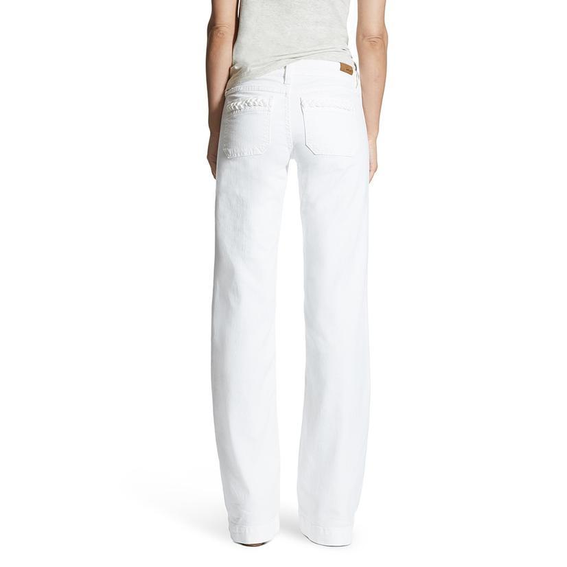 Ariat Womens White Dawn Trouser