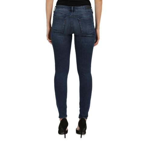 Articles of Society Britney McCloud Dark Skinny Ankle Jeans