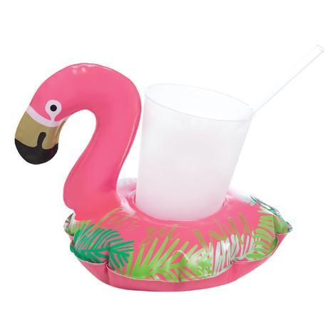Flamingo Inflatable Drink Holder