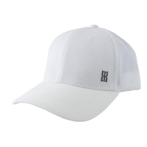BEX Womens Meringue White Mesh Back Cap