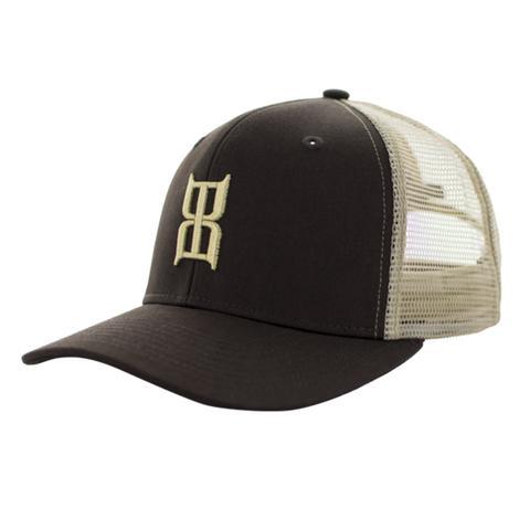 BEX Kids Khaki Mesh Back Cap