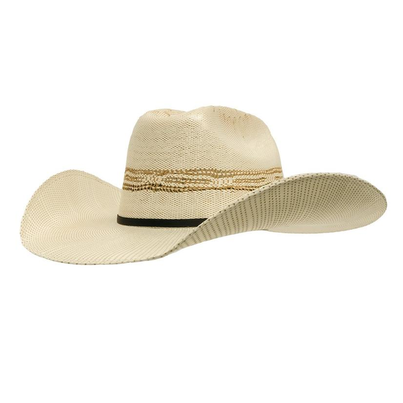 Twister 4.25 Bangora Straw Hat