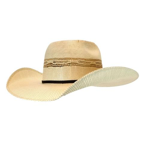 Twister Kids Two Tone Bangora Straw Hat