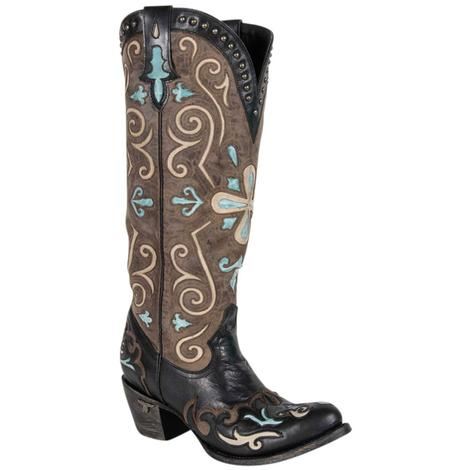 Lane Womens Clover Girl Western Boots