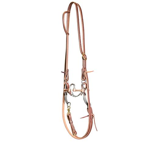 STT Roping Bridle Set with PC Correction Bit