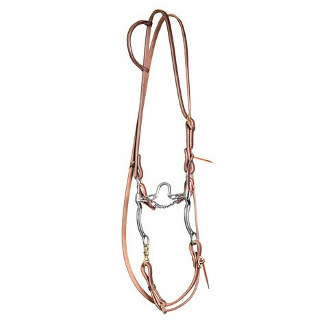 STT Roping Bridle Set with 8