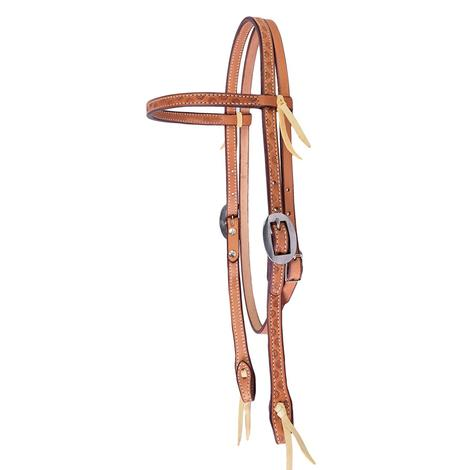 STT Crazy Shell Browband Headstall