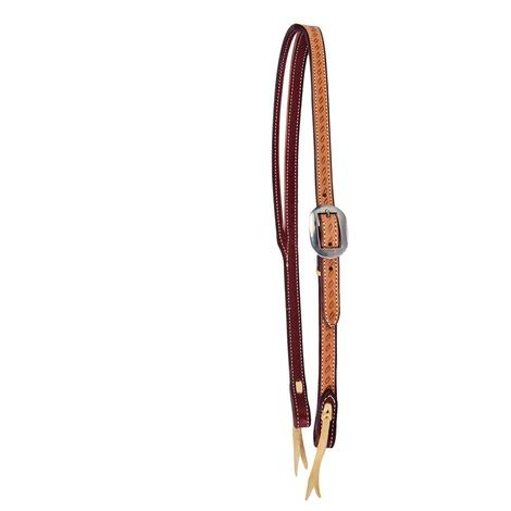 STT Single Weave Split Ear Double Headstall