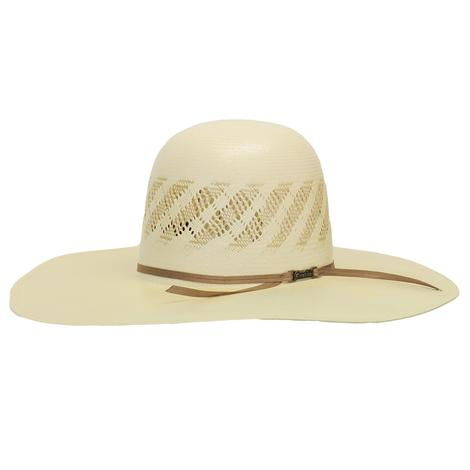 American Hat 5in Brim Natural Straw Hat