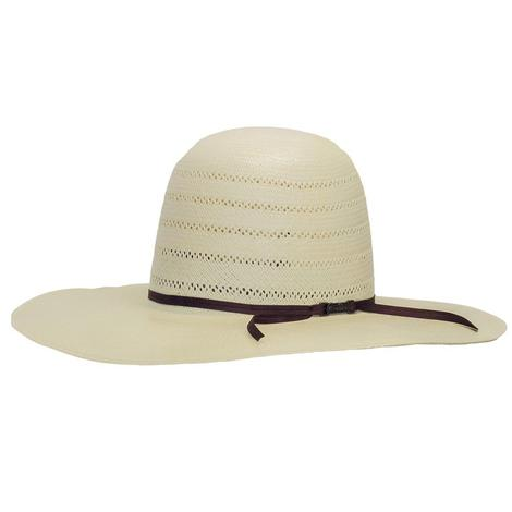 American Hat Company 4.5in Brim Natural Straw Hat