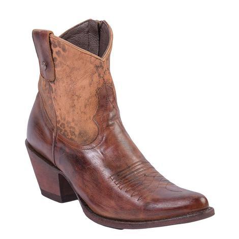 Old Gringo Womens Corinna Leopard Brown Boots