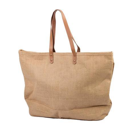 Classic Jute Bag - Natural