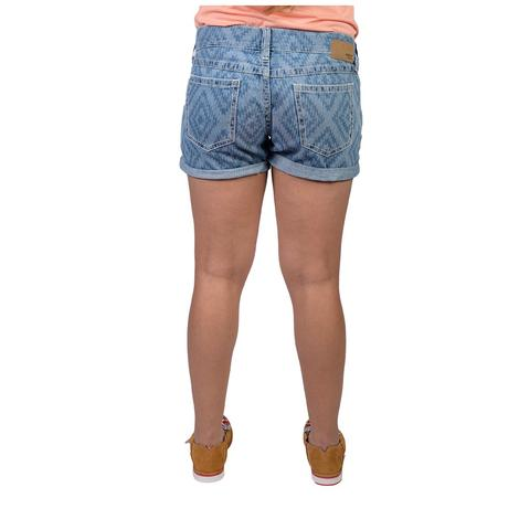 Ariat Womens Boyfriend Aztec Laser Shorts