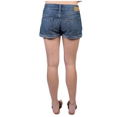 Ariat Womens Boyfriend Toas Shorts