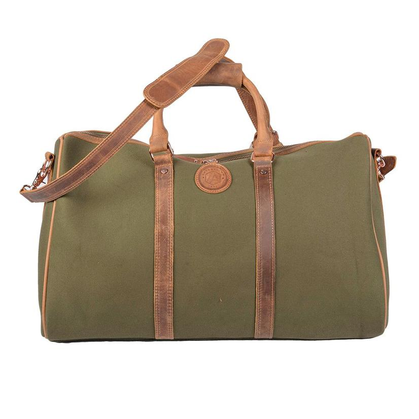 Antebellum Bronte Weekender Bag GREEN