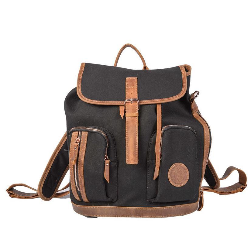 Antebellum Clovelly Backpack BLACK