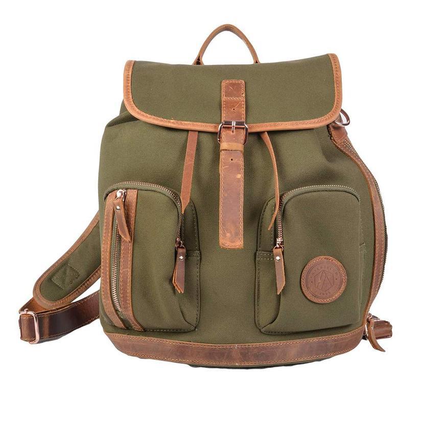 Antebellum Clovelly Backpack OLIVE