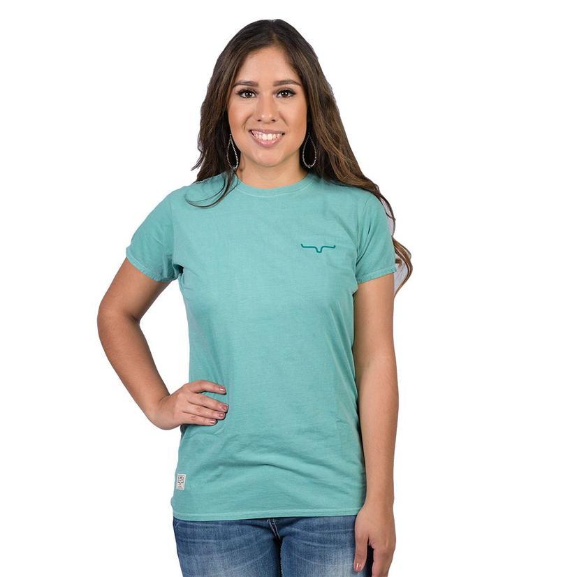 Kimes Ranch Essential Kimes T-Shirt GREEN