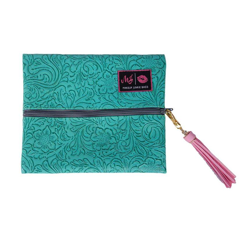 Turquoise Dream Makeup Bag - Small