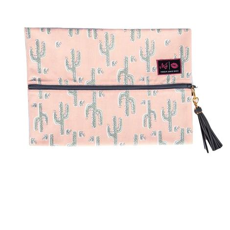 Cactus Make Up Bag - Large