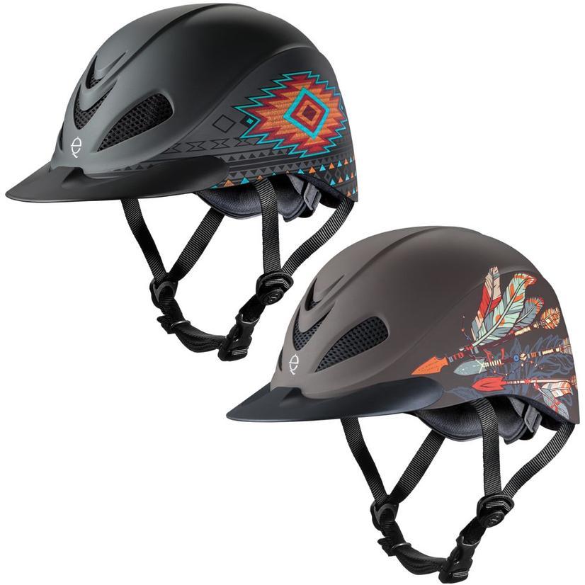 Troxel Rebel Riding Helmet