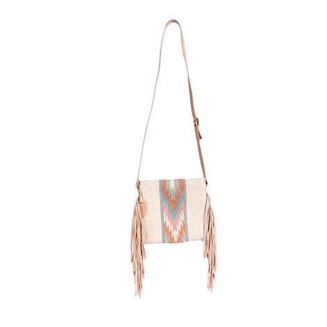 Rocio Spring Storm Palomita Fringe Bag