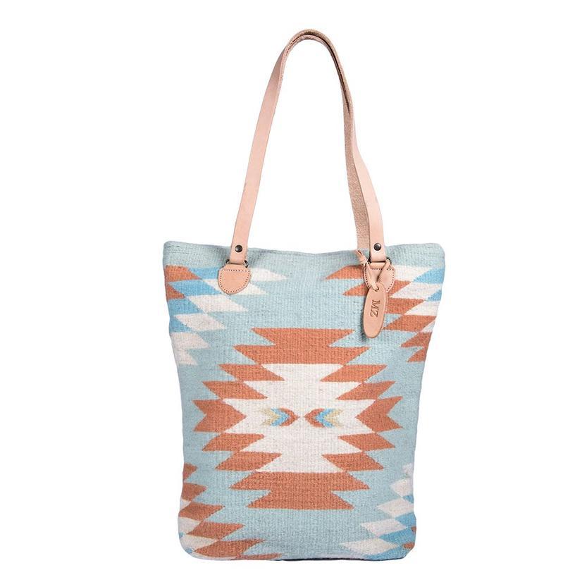 Rocio Papaya Maria Zapotec Tote Bag