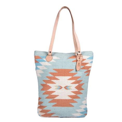 Rocio Papaya Maria Zapotec Tote Bag