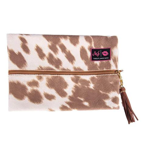 Tan Your Hide Medium Make-Up Bag