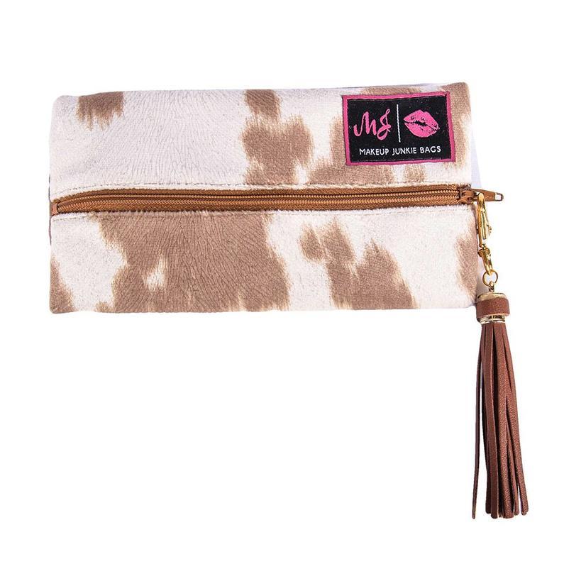 Tan Your Hide Mini Make- Up Bag