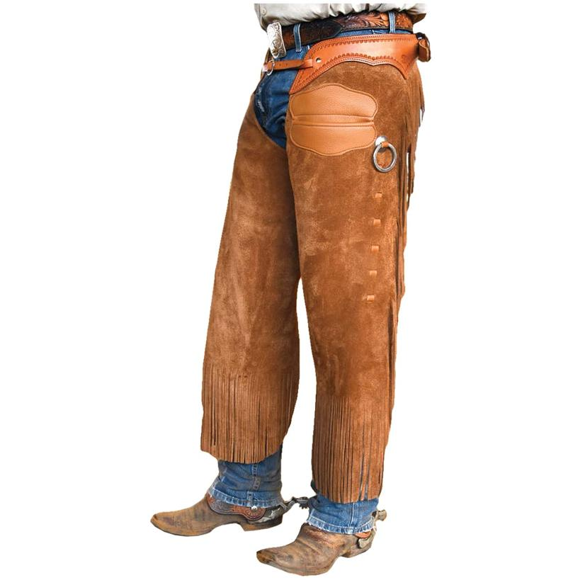 Stt Roughout Step- In Versatility Chink With Shell Border Waist And Pocket