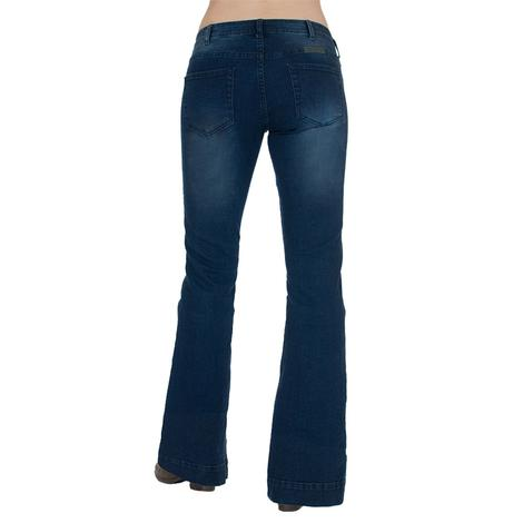 Cowgirl Tuff Just Tuff Trouser Jeans