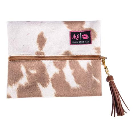 Tan Your Hide Small Make Up Bag