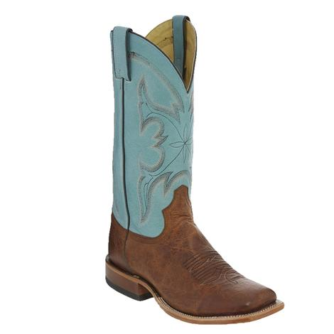 Tony Lama Mens Honey Cabra Western Boots