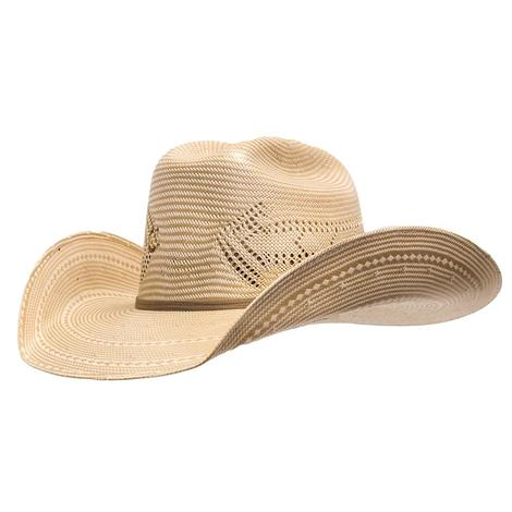 Charlie 1 Horse Good Direction Straw Western Hat
