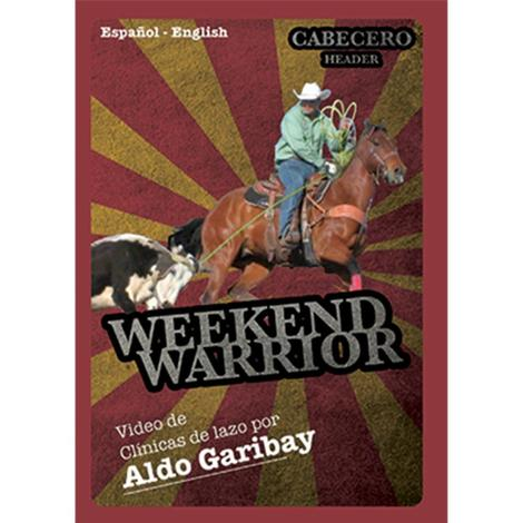 Aldo Garibay Weekend Warrior Heading DVD
