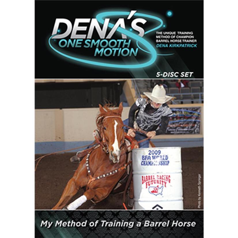Dena's One Smooth Motion Dvd