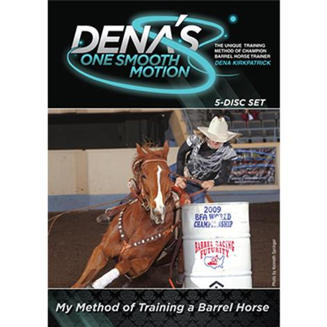 Dena's One Smooth Motion DVD