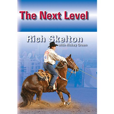 Rich Skelton The Next Level with Rickey Green DVD