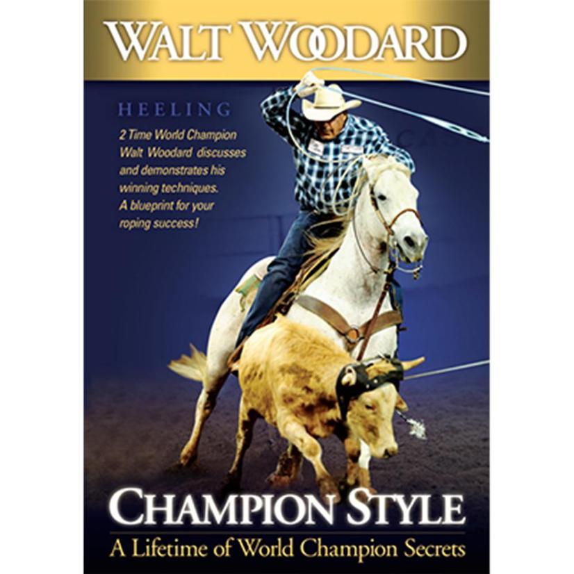 Walt Woodard Heeling Dvd