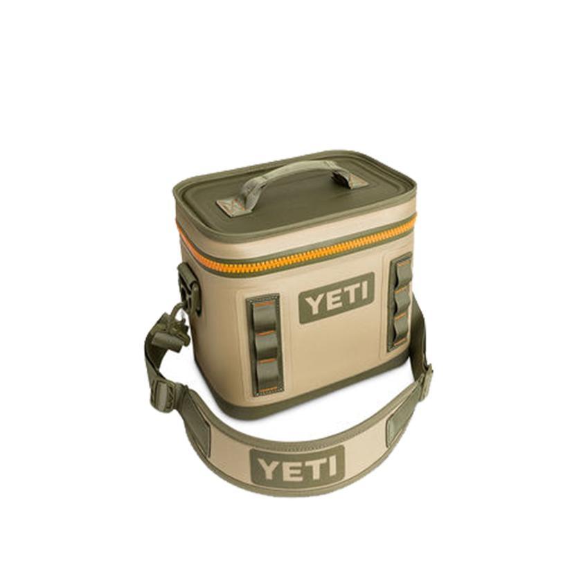 Yeti Hopper Flip 8 FIELD_TAN