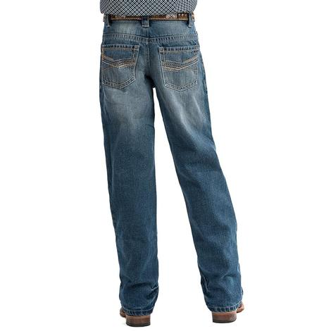 Cinch Relaxed Fit Stonewash Boy's Jeans