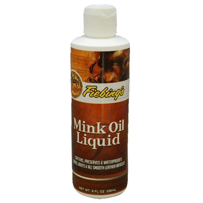 Fiebing Mink Oil