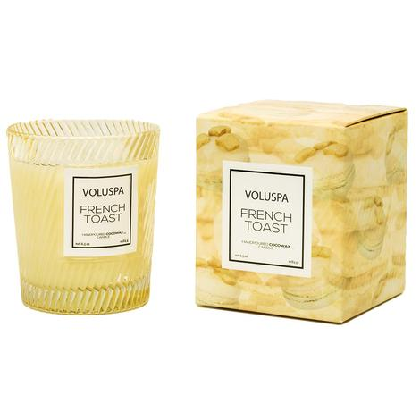 Voluspa French Toast 6.4oz Candle
